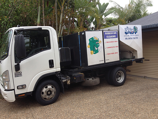 Wheelie Bin Cleaning >> Bincare Australia Bin Cleaning Wheelie Bin Cleaning