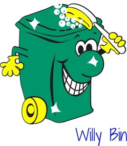 Bincares Willy Bin