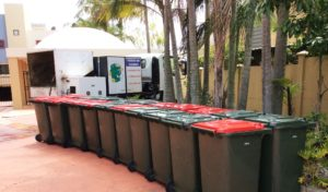 Commercial Bin Cleaning Brisbane